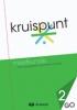 ,<b>Kruispunt 2 - Meetkunde (go) - Leerwerkboek</b>