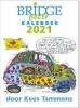 <b>Kees Tammens</b>,Bridge Beter kalender 2021