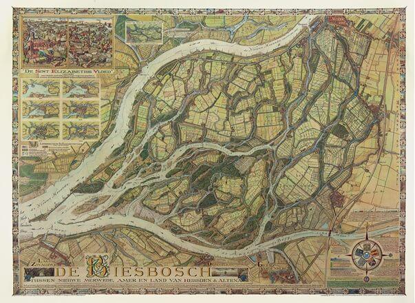 Wim van Wijk,Historische Atlas van de Biesbosch